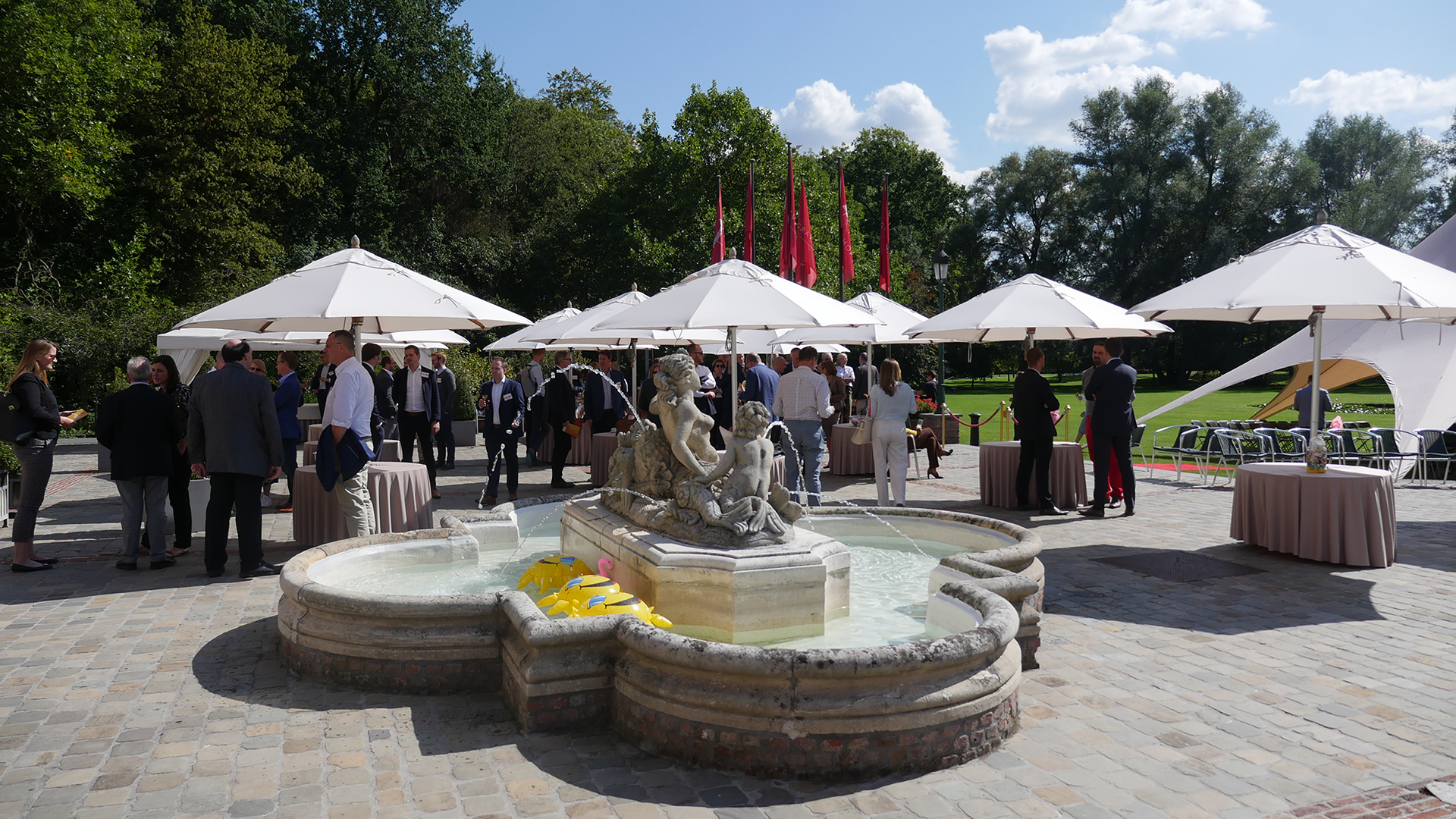 Credit Summer Event 2019 - Belgium | Bierens Debt Recovery Lawyers