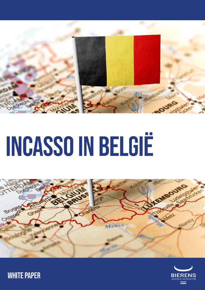 Gratis Whitepaper - Incasso in België