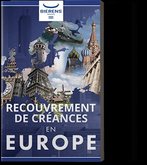 eBook gratuit : Recouvrement de créances en Europe