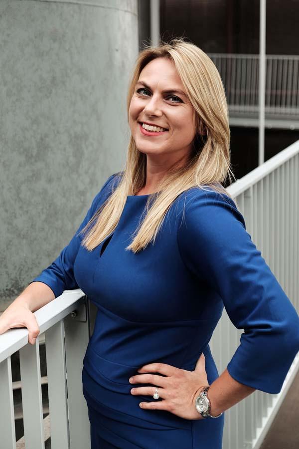 Asianajaja Evelien de Haas