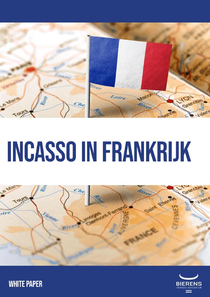 Gratis Whitepaper - Incasso in Frankrijk