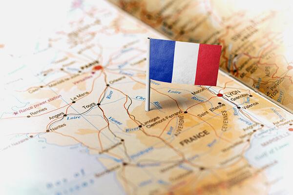 Incasso Frankrijk