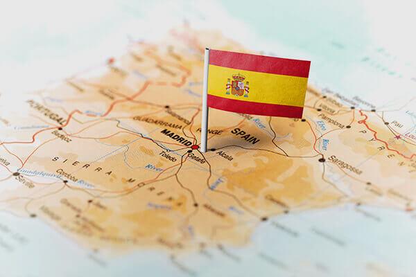 Incasso Spanje