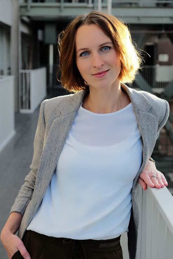 Asianajaja Kasia Durlik
