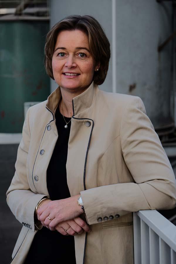 frk. Marielène de Ruijter - van den Brand