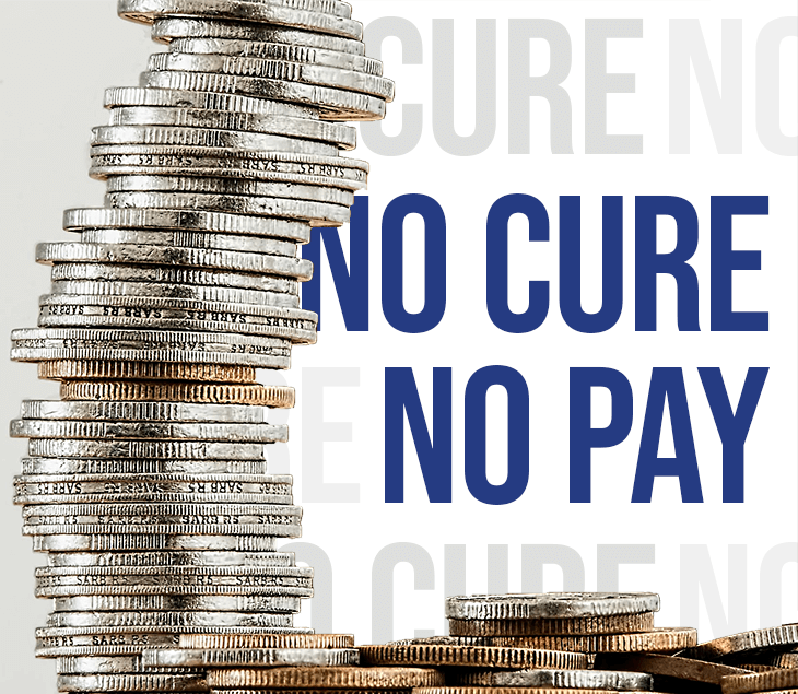 No Cure No Pay Debt Collection