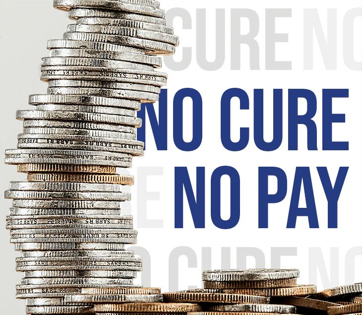 No Cure No Pay incasso