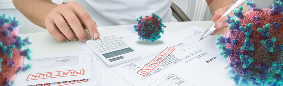 How to deal with debt collection during the Coronavirus (COVID-19) crisis