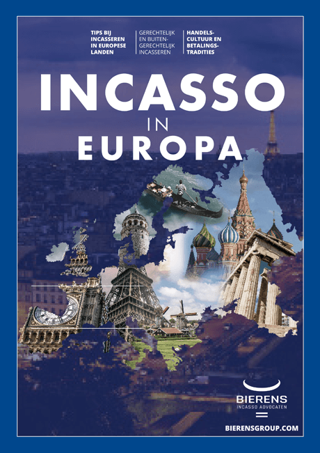 Gratis e-book: Incasso in Europa